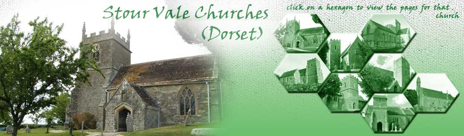 The Stour Vale Churches (Dorset) website - a Buckhorn Weston page
