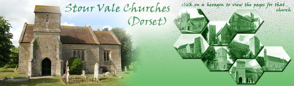 The Stour Vale Churches (Dorset) website - a Todber page